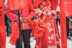 结婚回门衣服怎么选
