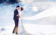 冬天去哪里拍婚纱照