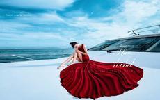 红色婚纱代表什么意思
