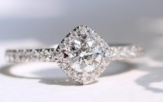 0.5克拉钻石有多大