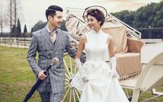 广州拍婚纱照景点 最火的婚纱照风格在广州拍一次拍完