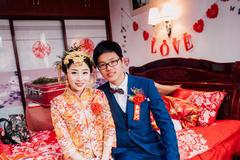 举办汉唐婚礼流程