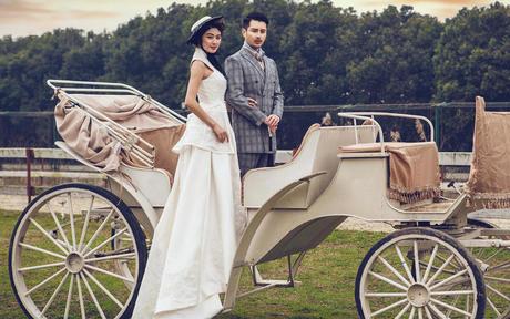国内十大婚纱摄影外景地