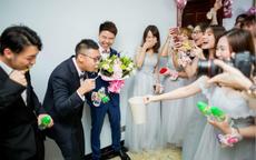 结婚有什么游戏玩新郎  结婚十大整新郎游戏
