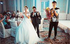 婚礼经典祝福歌曲送给新郎新娘