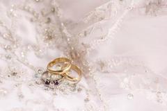 订婚戒指是互相买吗