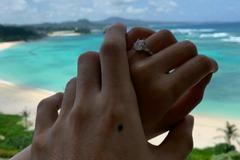 女生右手食指戴戒指什么意思