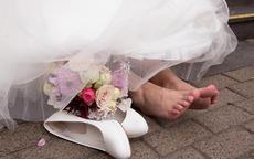 结婚的鞋子用过后可以扔了吗?