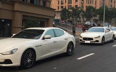 上海租婚车价格一览表