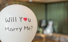 简单诚恳的求婚词 男生求婚告白词精选