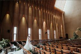 教堂风仪式堂