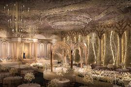 安纳西城堡主题婚礼堂