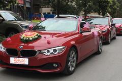 苏州租车多少钱一天 苏州婚车价格一览表