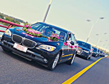 婚车几辆合适  婚车怎么选