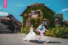 重庆外景婚纱摄影工作室哪家好 怎样选择婚纱摄影工作室