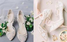 品牌鞋有哪些牌子适合作为婚鞋?
