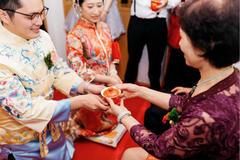 女孩出嫁祝福语 女儿出嫁母亲祝福语