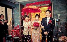定制中式结婚礼服怎么弄?