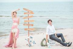 去海边拍婚纱照多少钱