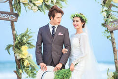 青岛适合拍婚纱照的地方 青岛最美的十大婚纱照景点