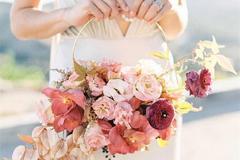 新娘手捧花一般价位 新娘手捧花多少钱