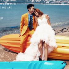 青岛海景主题婚纱照最佳拍摄地介绍