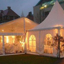 怎么布置婚宴篷房