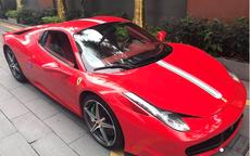 法拉利458租一天多少钱