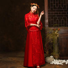 锦绣系列•红鸾星动秀禾服