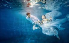 水下婚纱照怎么拍摄 水下婚纱照拍摄技巧