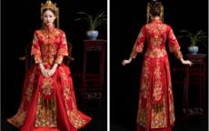结婚中式礼服叫什么