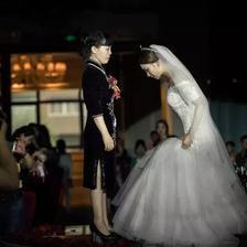 儿子结婚妈妈礼服冬款