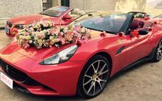 婚车鲜花用什么花好