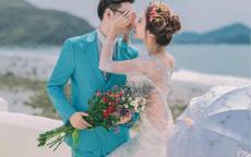 海景婚纱照去哪拍