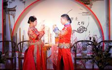 结婚祝福语古文最优美