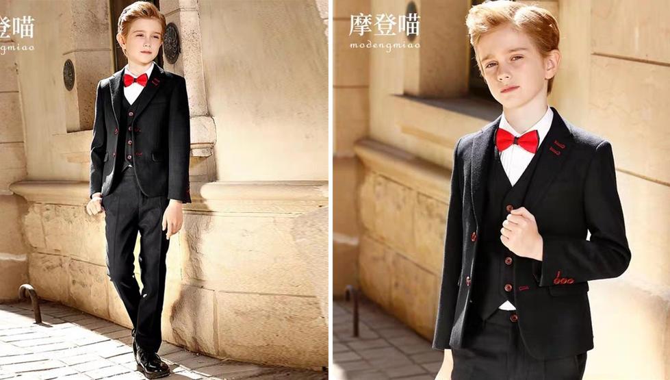 男童礼服款式1