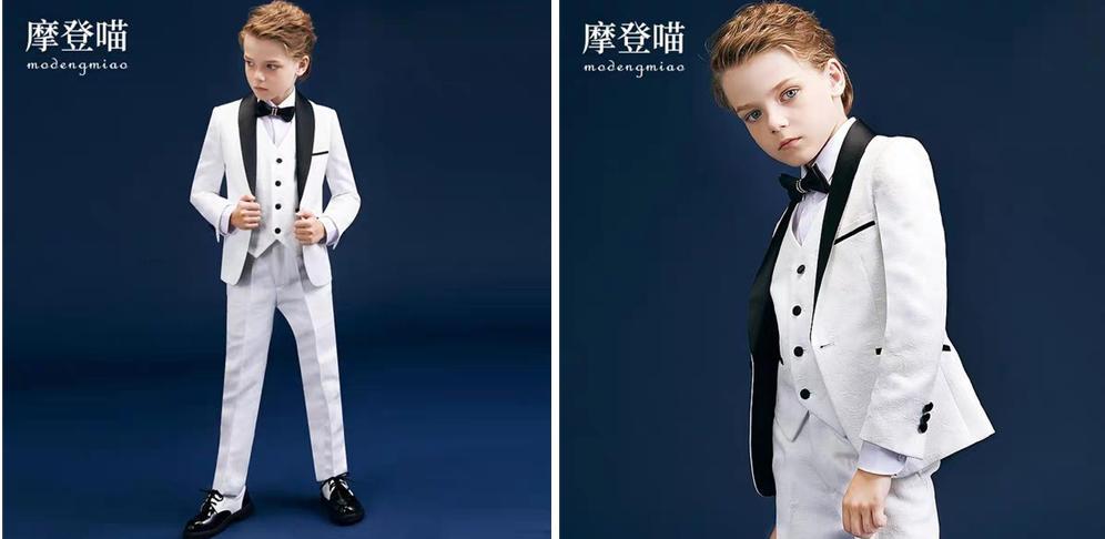 男童礼服款式2