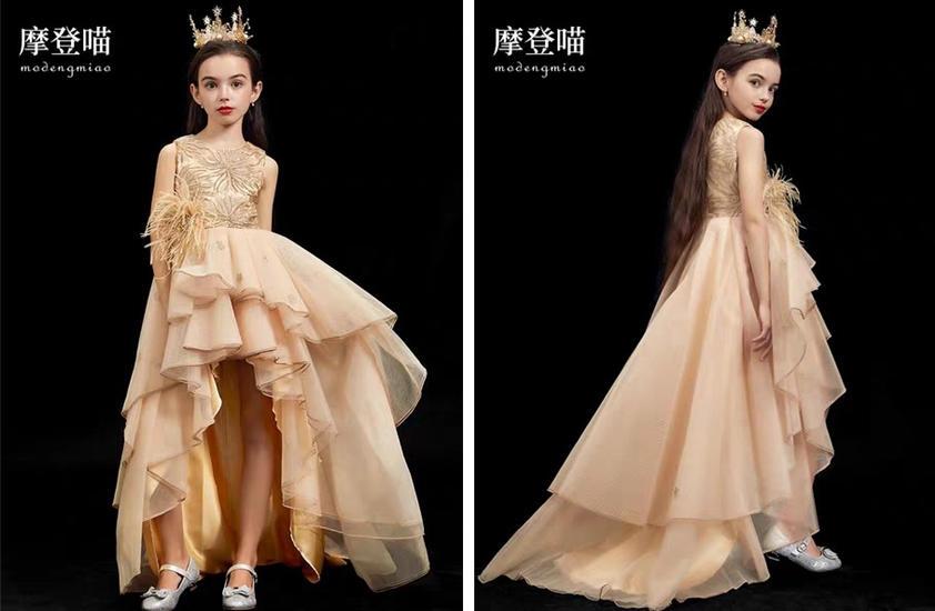女童礼服1
