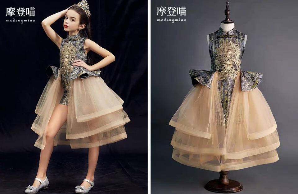 女童礼服2
