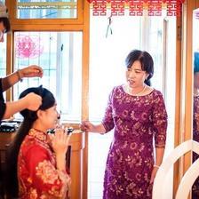 妈妈婆婆婚宴礼服