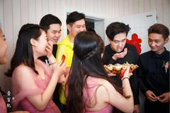 婚宴上常玩的游戏有哪些 婚礼小游戏创意环节