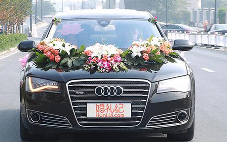 婚车价格怎么收费