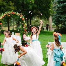 结婚花童礼服怎么准备