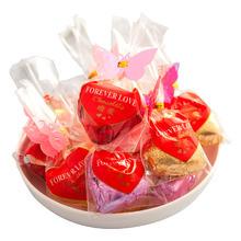 好百贝唯爱心形巧克力 500g约48颗 高温仅发江浙沪