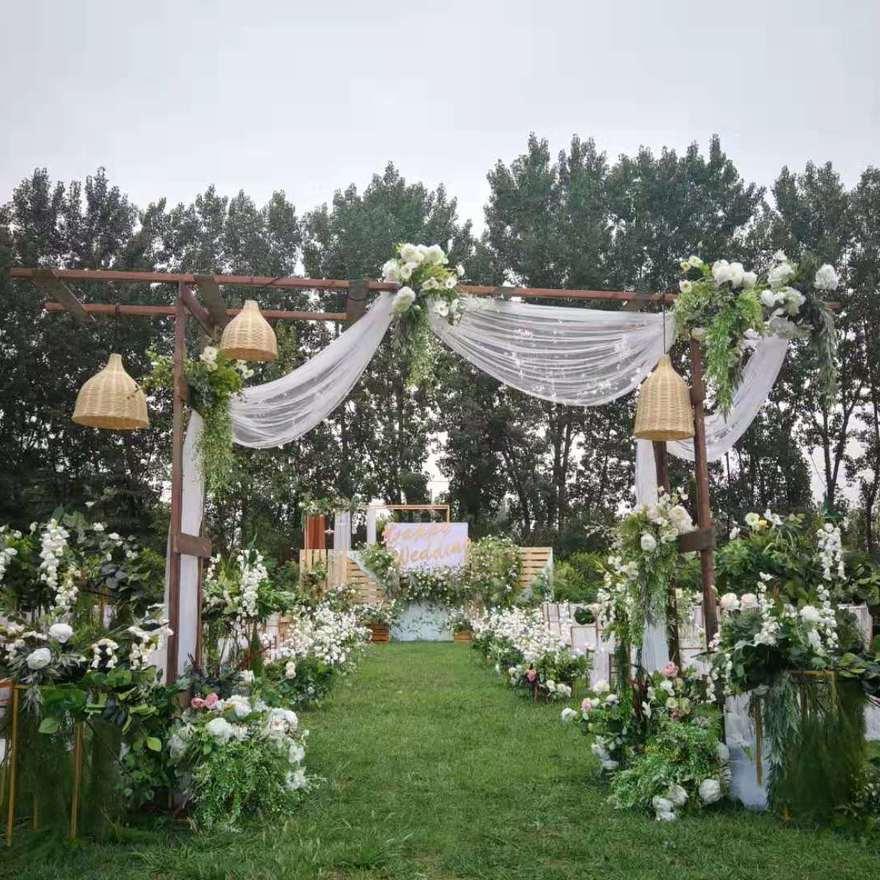爱雷特欧式草坪婚礼