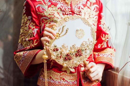 婚礼必拍——新娘手捧花