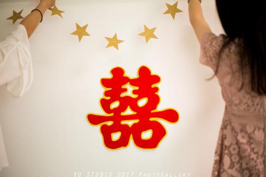 婚礼必拍——新娘婚房布置