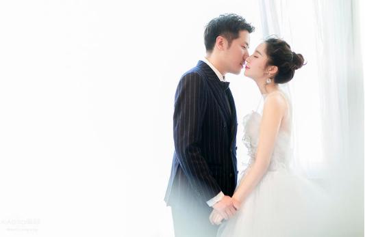 婚礼必拍——新人合影