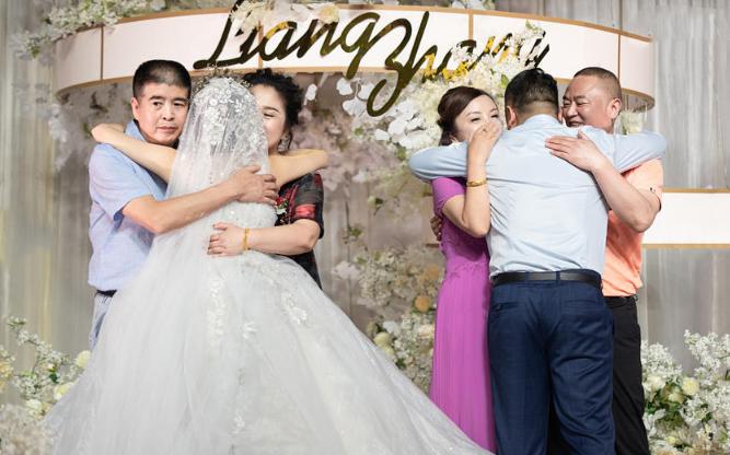 婚礼必拍——仪式全家福