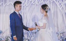 婚礼给老公说的感动话 质朴温馨的新娘告白